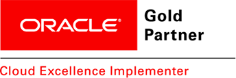 Oracle Gold Partner Cloud Exellence Implementer