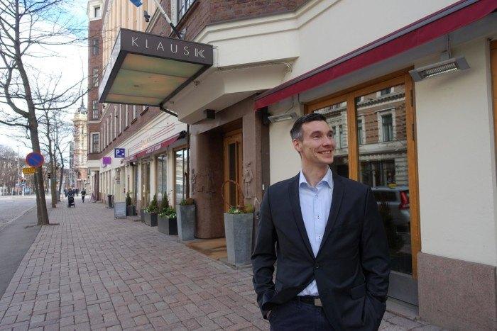 IT-johtaja Juhani Rajala