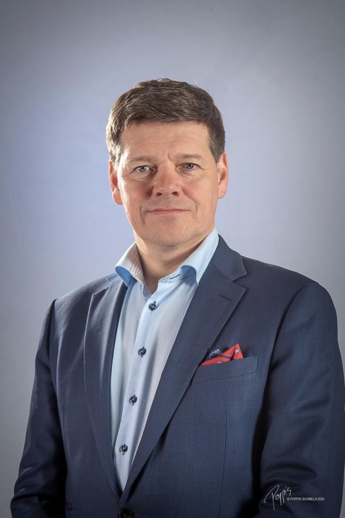 Attido Oy:n uusi toimitusjohtaja Henrik Reims