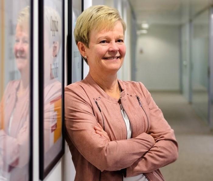Attidon ratkaisuarkkitehti Katri Henriksson